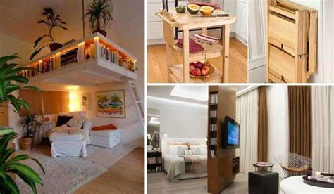 small room hacks 15 smart and creative space saving interior ideas