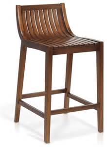 Traditional Bar Stool Solid Wood Stool Counter Seat Height 26 Quot Traditional
