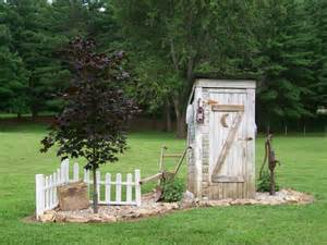 outhouse fence idea can go anywhere shed types