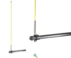 Yakima Rack And Roll Trailer For Sale by Yakima Rack And Roll Trailer Safety Pole