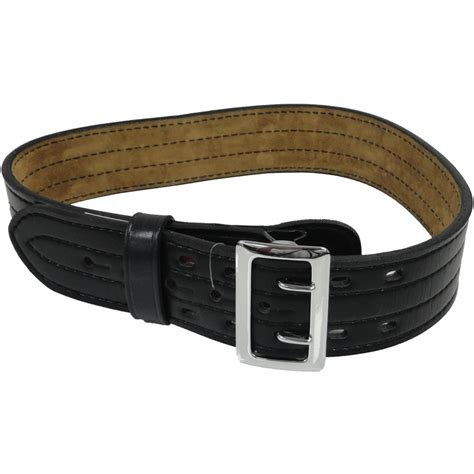 safariland suede lined duty belt p3071