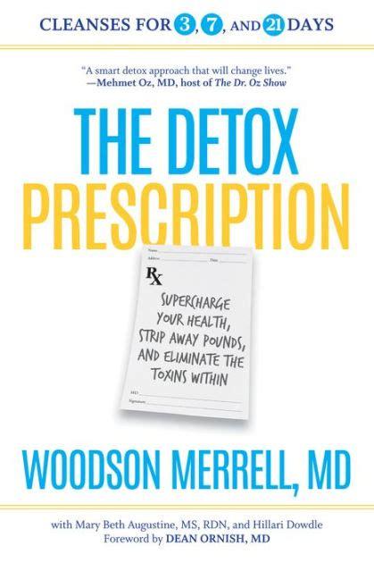 Prescription Detox Uk by The Detox Prescription Supercharge Your Health