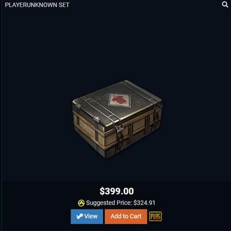 pubg crates playerunknown s battlegrounds crate playerunknown set guide