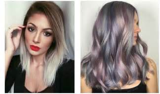 Hairstyle color trends 2016 2016 fall winter 2017 hair color trends