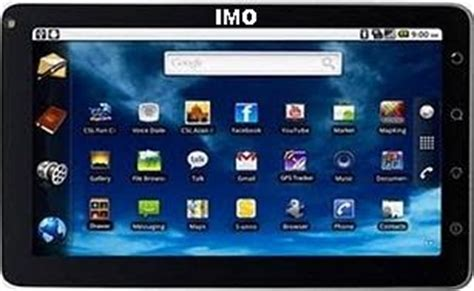 Tablet Imo imo tab x7 tablet pc local made by imo