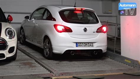 opel corsa opc 2016 2016 opel corsa opc 207hp pure sound 60fps youtube