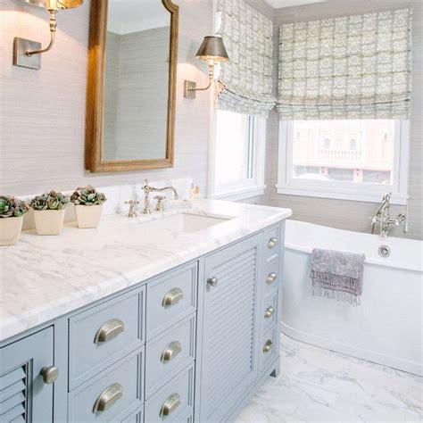 blue gray bathrooms ideas  pinterest