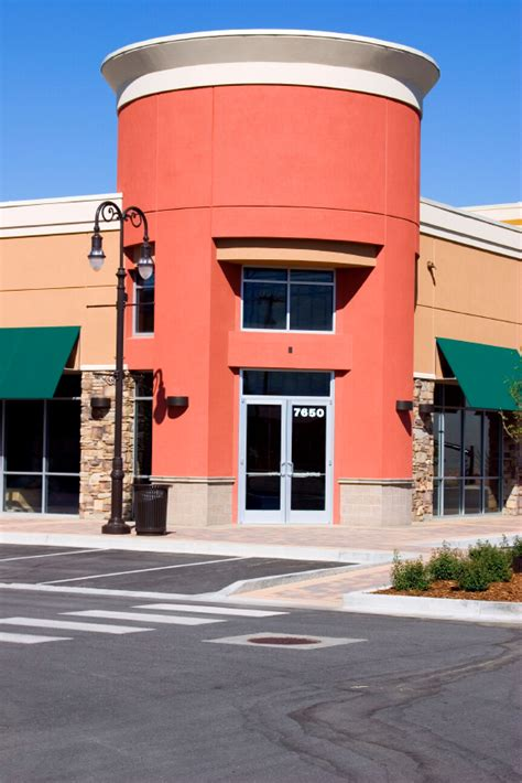 Commercial Curb Appeal - commercial window tinting helps boost curb appeal