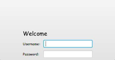 membuat form login sederhana dengan netbeans rublog belajar javafx membuat program form login