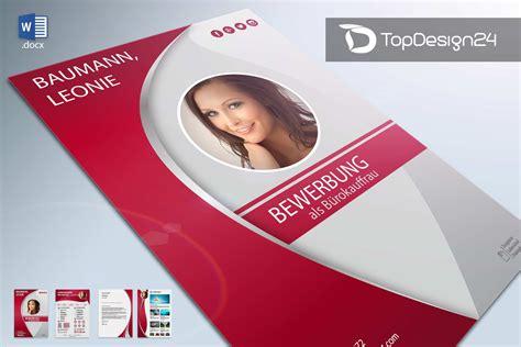 Bewerbung Design Design Bewerbung Kreativ Topdesign24 Deckblatt Lebens