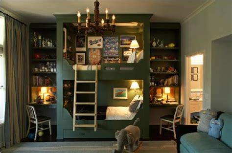 Built In Bunk Beds Ideas 7 Outside The Bedframe Bunk Bed Ideas Poetic Home
