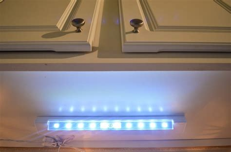 Led Strip Lights Under Cabinet Battery Operated Lighting Counter Led Lighting Strips