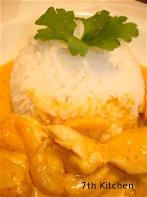 thai kitchen yellow curry 7th kitchen everyday food easy thai yellow curry