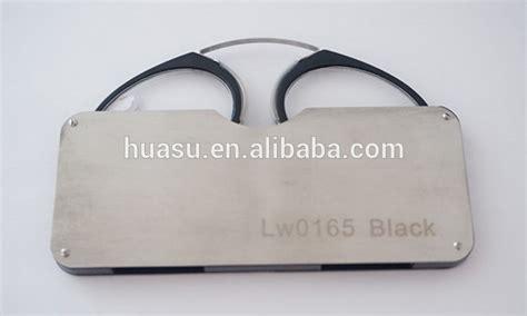 wallet reading glasses mini pince nez reading glasses