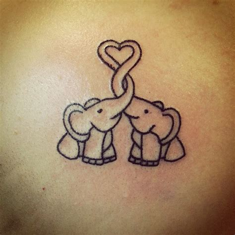 cute baby tattoo designs 10 elephant tattoos designs catanicegirl