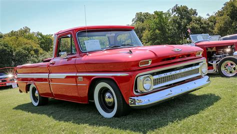 3 Chevy Trucks That Dominated The Summer Car Shows   Daily