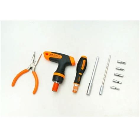 Jakemy 31 In 1 Automobile Repair Tool Kit Jm 6095 jakemy 60 in 1 precision screwdriver repair tool kit jm 6115 jakartanotebook