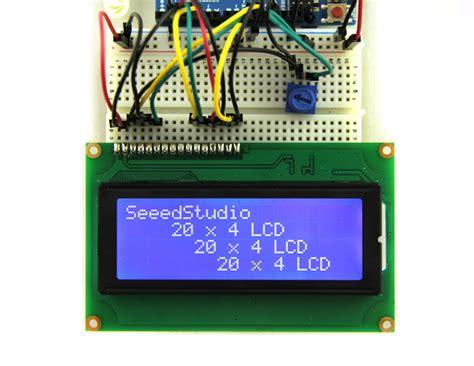 tutorial arduino display lcd phidgets italy phidget italia motor sensor lcd 20