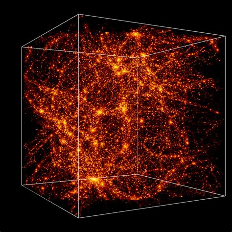 distribution of matter in the universe research highlight galaxy evolution in cyber universe