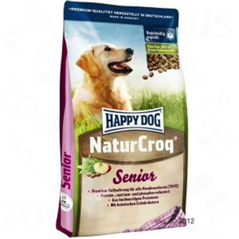 Murah Food Happy Natur Croq Adlt Senior 15 Kg happy naturcroq senior croquettes pour chien 226 g 233