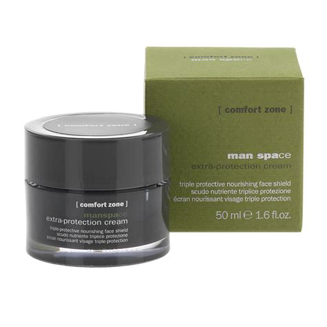 comfort products comfort zone man space extra protection cream 50ml