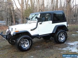 Used Jeep Wrangler For Sale 1988 Jeep Wrangler For Sale In The United States