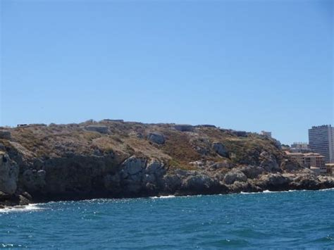 view to frioul island picture of boat tour of calanques - Boat Tour Calanques