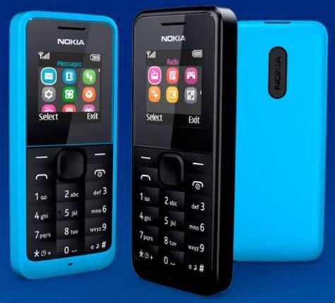 Hp Nokia Jadul 105 spesifikasi nokia 105 versi terbaru markastekno