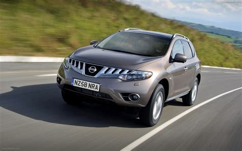 03 Nissan Murano by Nissan Murano 2009 Widescreen Car Wallpaper 03 Of