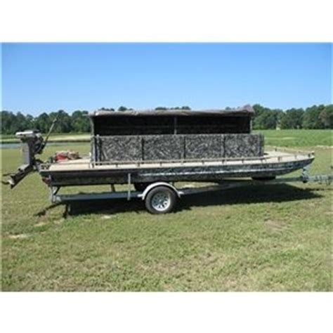 used duck hunting boats for sale in north carolina go devil duck hunting boat ad 60454