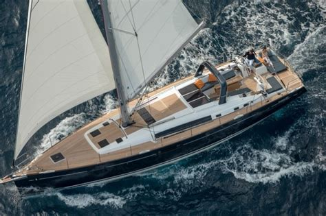 Beneteau Oceanis 60   Sailing yacht