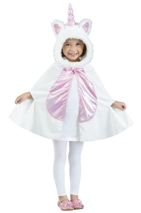 unicorn cape toddler costume purecostumescom