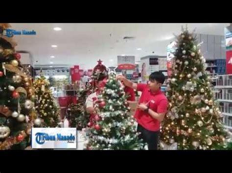 Lu Natal Di Ace Hardware pernak pernik natal di ace hardware tersedia banyak