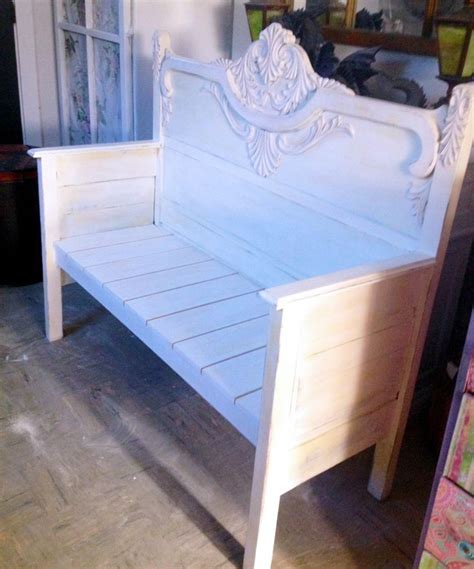 repurpose old headboard great bench made from an old bed headboard faves
