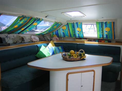 St Muctard used st francis 44 catamaran for sale mustard seed