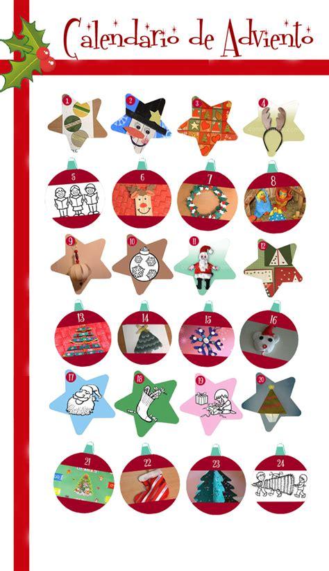 decorar significado en portugues calendario de adviento digital de manualidades para ni 241 os