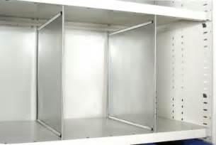 shelf accessries shelves divider binning dexion