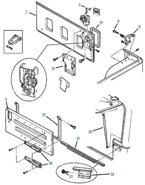 2004 jeep wrangler parts diagram 2004 jeep wrangler parts diagram automotive parts