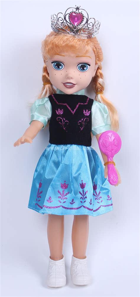 Murah Figure Frozen baby doll frozen murah frozen princess elsa baby dolls figures 47cm
