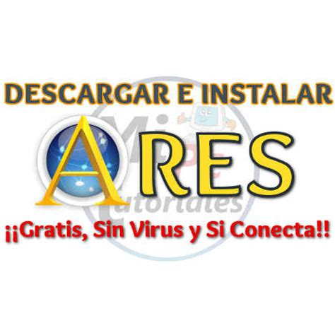 descargar ares primera version espaol portalprogramascom ares libre de virus descargar gratis