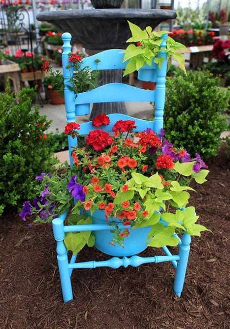 Recycled Planter by Cool Planters Made From Recycled Objects