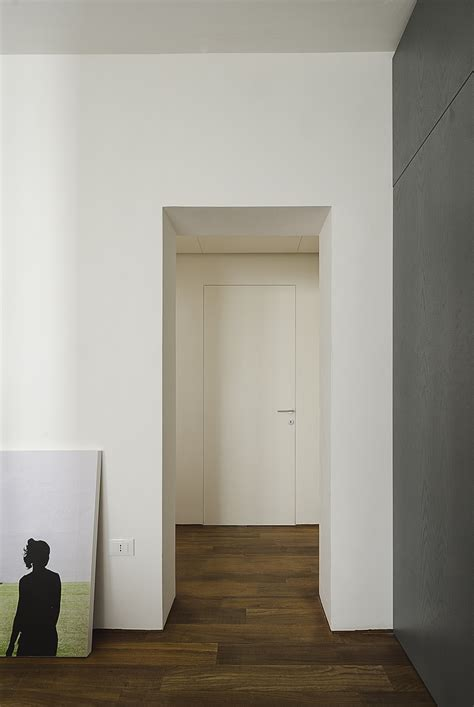 italian apartment renovation brings open space   home