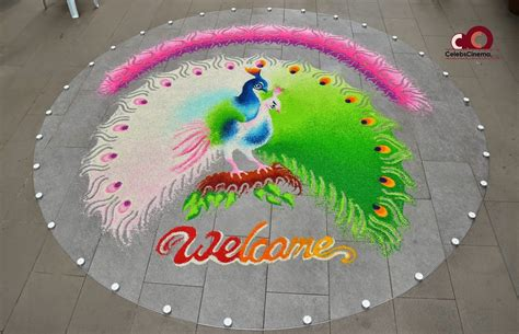 new year designs easy happy new year 2017 rangoli designs pics images new