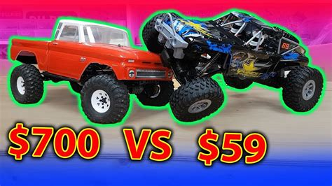 cheap rock crawler rc cars cheap vs expensive radio controlled rc rock crawler car