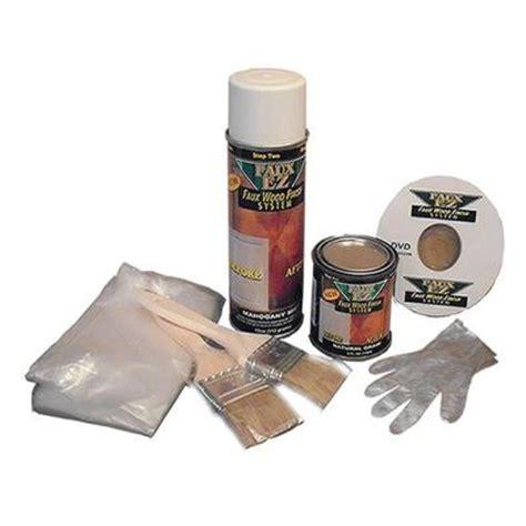 faux paint kits faux ez grain faux wood finish kit fez 101 the
