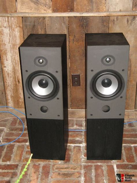 Energy Bookshelf Speakers Review Energy C4 Connoisseur In Black Price Reduction Photo