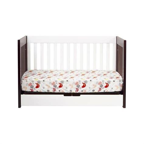 Babyletto Mercer Crib Espresso by Babyletto Mercer 3 In 1 Convertible Wood Crib In Espresso