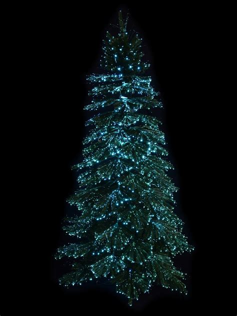 Static Tree Lights Dynamic Starry Night Static Light Fibre Optic Tree 2
