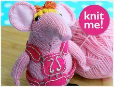 free clangers knitting pattern creative my children and social media marketing on