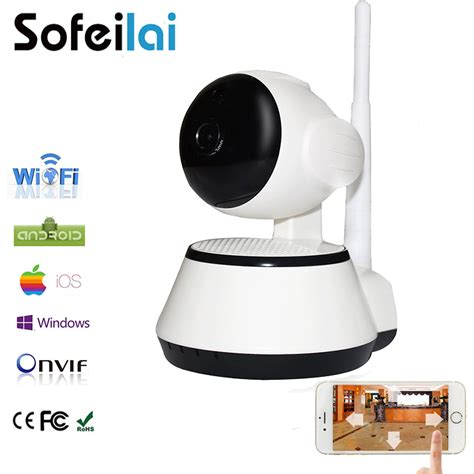 1280x720p hd wireless ip cctv wifi home